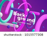 vector background with bright... | Shutterstock .eps vector #1015577308