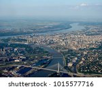 Panorama Of Belgrade With Rive...