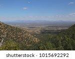 Sierra Vista from the Hamburg Trail Overlook, Ramsey Canyon, Arizona