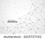 abstract geometric background... | Shutterstock .eps vector #1015727152
