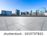 empty marble floor with... | Shutterstock . vector #1015737832