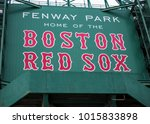boston  usa   january 25  the... | Shutterstock . vector #1015833898