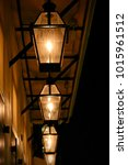 French Quarter Gas Lamps