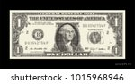 abstract halftone us dollar... | Shutterstock .eps vector #1015968946