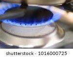 gas stove burner | Shutterstock . vector #1016000725