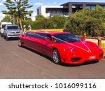 editorial use only ferrari... | Shutterstock . vector #1016099116