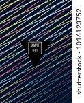 modern children minimal cover... | Shutterstock .eps vector #1016123752