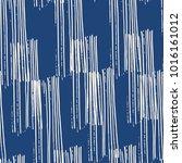 indigo vector tie dye seamless... | Shutterstock .eps vector #1016161012