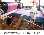 Small photo of weave or weave cotton cloth or weave silk