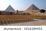 giza cairo egypt   october 2009 ... | Shutterstock . vector #1016189452