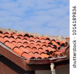 classic roof paintings  classic ... | Shutterstock . vector #1016189836