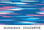 stripes with watercolor grunge... | Shutterstock .eps vector #1016268928