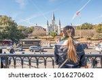 new orleans  la  january 25 ... | Shutterstock . vector #1016270602