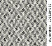 abstract monochrome mottled... | Shutterstock .eps vector #1016284192