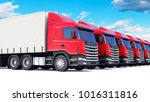 shipping  logistics and... | Shutterstock . vector #1016311816