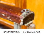 the detail of the tall ship | Shutterstock . vector #1016323735