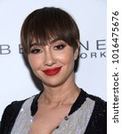 Small photo of LOS ANGELES - JAN 20: Jackie Cruz arrives for the EW Magazine honors SAG Nominees on January 20, 2018 in West Hollywood, CA