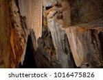 limestone caves at chillagoe ... | Shutterstock . vector #1016475826