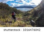 kamchatka camper outdoors | Shutterstock . vector #1016476042