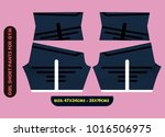 short pants for gym  fashion... | Shutterstock .eps vector #1016506975