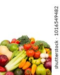 Small photo of Beautify Array of Fresh Fruits and Vegetables