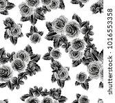 abstract elegance seamless... | Shutterstock . vector #1016553358