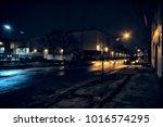 industrial urban chicago... | Shutterstock . vector #1016574295