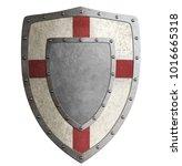 Ancient Templar Or Crusader...