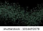 dark black vector modern... | Shutterstock .eps vector #1016692078