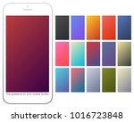 soft color gradient backgrounds ...