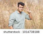 handsome  good looking ... | Shutterstock . vector #1016738188