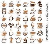 Coffee Icon Collection   Vecto...