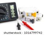 electrical modular circuit... | Shutterstock . vector #1016799742