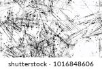 halftone grainy texture with... | Shutterstock .eps vector #1016848606