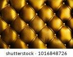 elegant saturated glossy gold... | Shutterstock . vector #1016848726