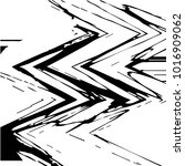 black and white grunge line... | Shutterstock . vector #1016909062