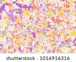 colorful spot background.... | Shutterstock .eps vector #1016916316