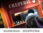 paris  france   january 02 ... | Shutterstock . vector #1016941966