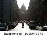 paris  france   january 03 ... | Shutterstock . vector #1016941972