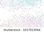 light blue  red vector... | Shutterstock .eps vector #1017013966