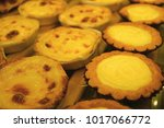Baked Egg Tarts And Baked...