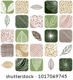 vector background of squares...