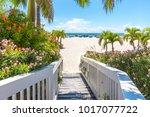 Beach In St Petersburg  Florid...
