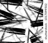 grunge geometric pattern for... | Shutterstock .eps vector #1017099502