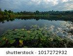 gala lake persembe plateau    ... | Shutterstock . vector #1017272932