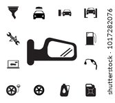 auto mirror icon. set of car... | Shutterstock .eps vector #1017282076