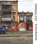 odessa  ukraine   january 13 ...   Shutterstock . vector #1017293662