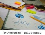 business document financial... | Shutterstock . vector #1017340882