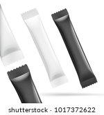 universal mockups of blank... | Shutterstock .eps vector #1017372622