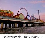 Boardwalk Carnival Rides